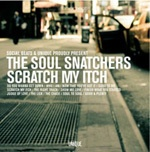 Cover SOUL SNATCHERS, scratch my itch