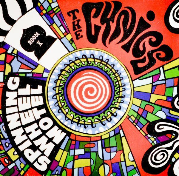 CYNICS, spinning wheel cover