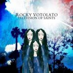 Cover ROCKY VOTOLATO, television of saints