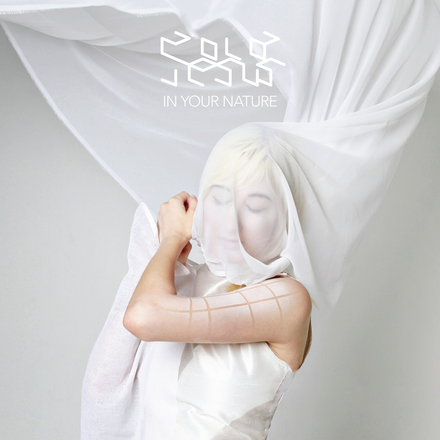 Cover ZOLA JESUS, in your nature