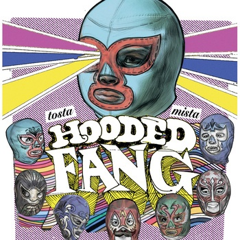 Cover HOODED FANG, tosta mista