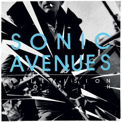 SONIC AVENUES, television youth cover