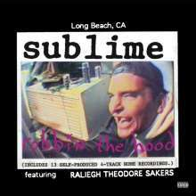 SUBLIME, robbin´ the hood cover