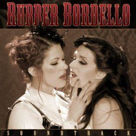 FAT MIKE & DUSTIN LANKER, rubber bordello soundtrack cover
