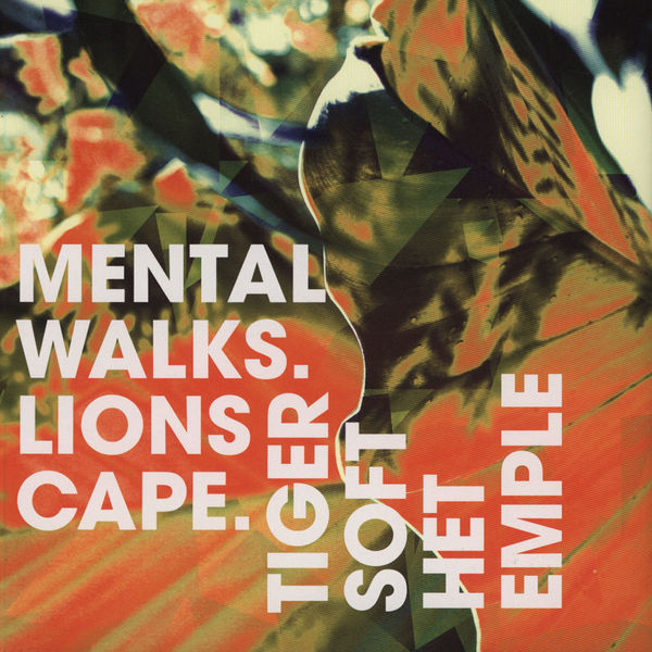 Cover TIGERS OF THE TEMPLE, mental walks