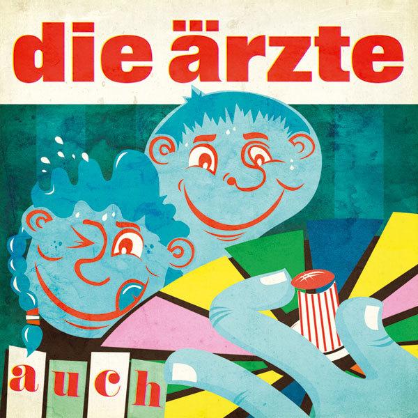 ÄRZTE, auch cover