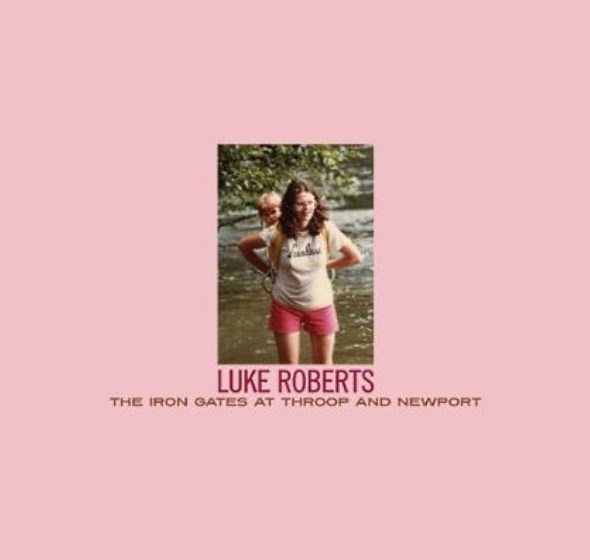 Cover LUKE ROBERTS, iron gates at throop and newport