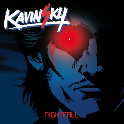 KAVINSKY, nightcall cover