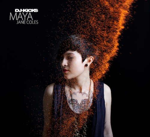 Cover MAYA JANE COLES, dj kicks