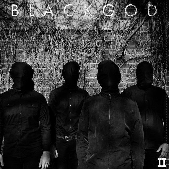 Cover BLACK GOD, II