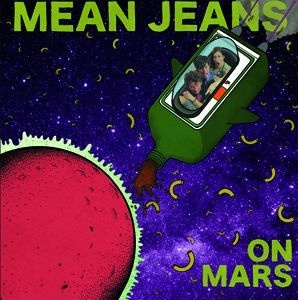 Cover MEAN JEANS, on mars