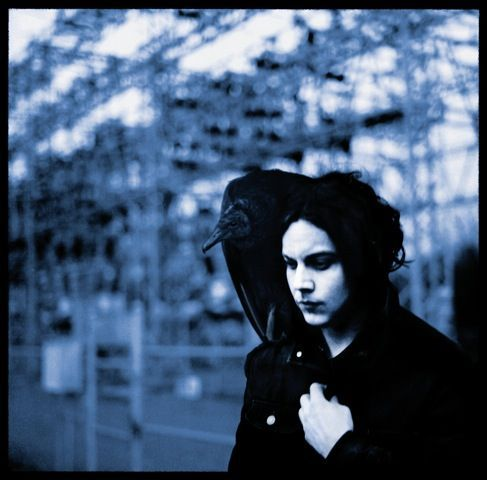 Cover JACK WHITE, blunderbuss