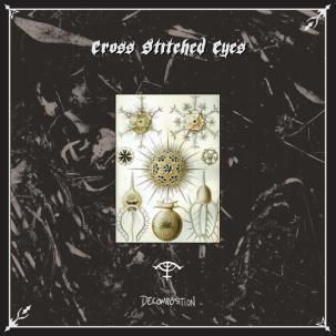 CROSS STITCHED EYES, decomposition cover