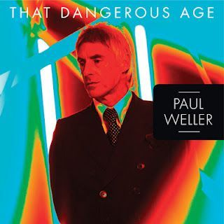Cover PAUL WELLER, that dangerous age (1)