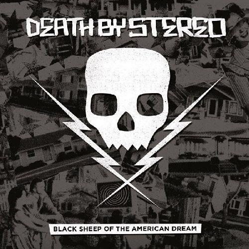 Cover DEATH BY STEREO, black sheep of the american dream