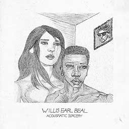 Cover WILLIS EARL BEAL, acousmatic sorcery