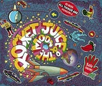 Cover ROCKET JUICE & THE MOON, s/t