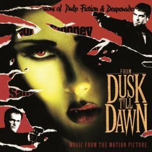 Cover O.S.T., from dusk til dawn