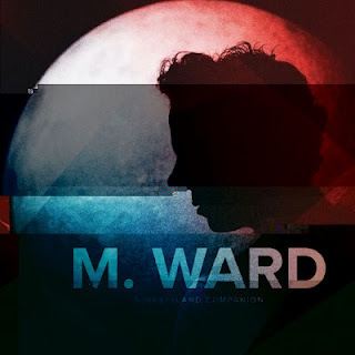 M. WARD, a wasteland companion cover