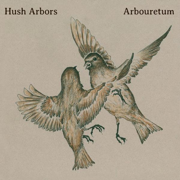 ARBOURETUM / HUSH ARBORS, aureola cover