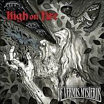 Cover HIGH ON FIRE, de vermis mysteriis
