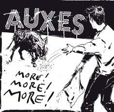AUXES, more! more! more! cover