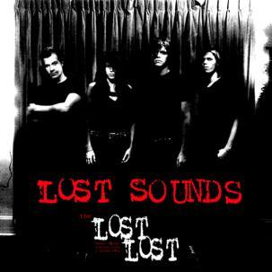 Cover LOST SOUNDS, lost lost demos