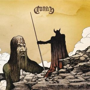 CONAN, monnos cover