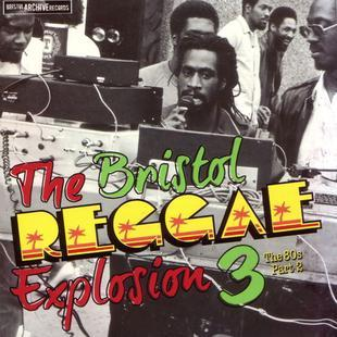 V/A, bristol reggae explosion 3 - the 1980s part II cover