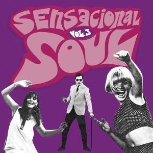 V/A, sensacional soul vol. 3 cover
