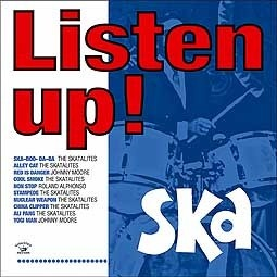 V/A, listen up! ska cover