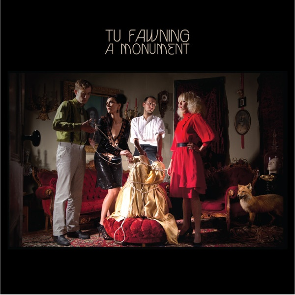 Cover TU FAWNING, a monument