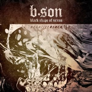 Cover BLACK SHAPE OF NEXUS (B.SON), negative black