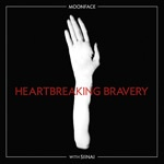 Cover MOONFACE, with sinaii: heartbreaking bravery
