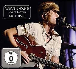 Cover WOVENHAND, live at roepaen