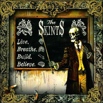 SKINTS, live.breathe.build.believe cover