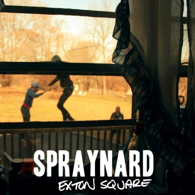 Cover SPRAYNARD, exton square
