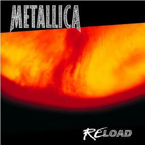 Cover METALLICA, reload