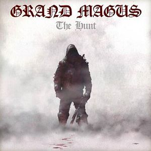 Cover GRAND MAGUS, the hunt