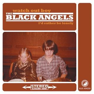 Cover BLACK ANGELS, watch out boy