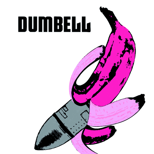 Cover DUMBELL / REBEL ASSHOLES, split