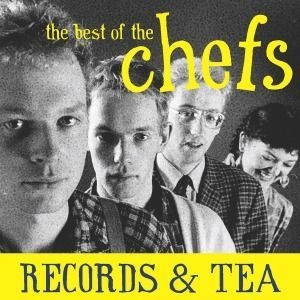CHEFS, records & tea: the best of the chef cover