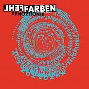 FEHLFARBEN, xenophonie cover