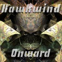 Cover HAWKWIND, onward