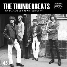 Cover THUNDERBEATS, i wanna take you down