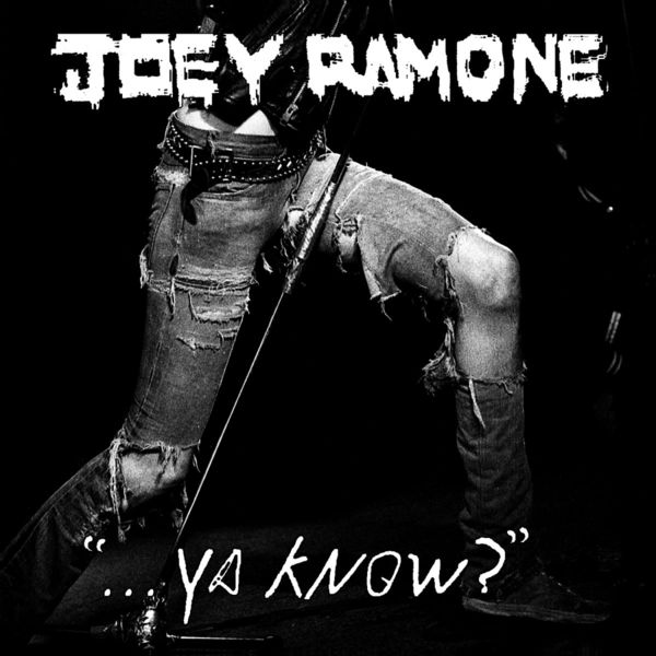 Cover JOEY RAMONE, ya know