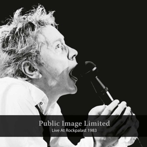 Cover PUBLIC IMAGE LTD, live at rockpalast 1983