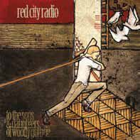Cover RED CITY RADIO, to the sons & daughters of woody guthrie ep
