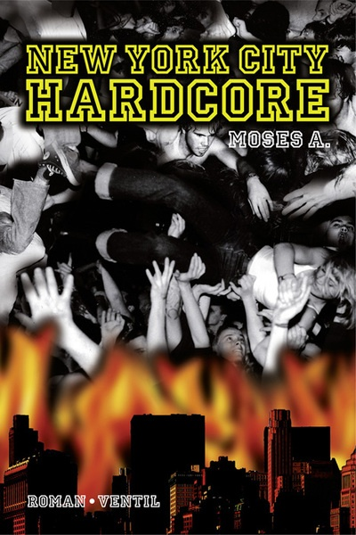 MOSES ARNDT, new york city hardcore cover