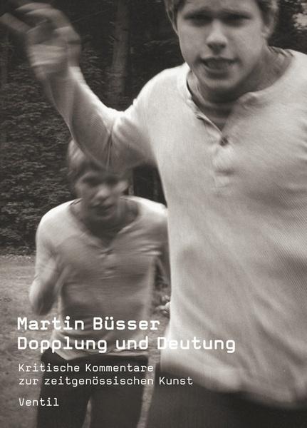 MARTIN BÜSSER, dopplung und deutung cover